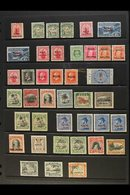 1902-1976 MINT SELECTION. A Most Useful Mint Range With Some Light Duplication, Sets & Better Values Presented On Stock  - Niue