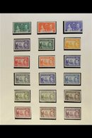 1937-70 VERY FINE MINT COLLECTION An Attractive Collection On Album Pages With Many Stamps Being Never Hinged, Includes  - Saint Helena Island