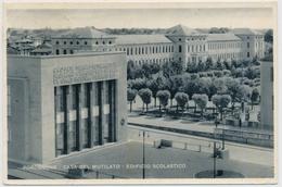 1944 - Pordenone - Cas Del Mutilato - Edificio Scolastico - Pordenone