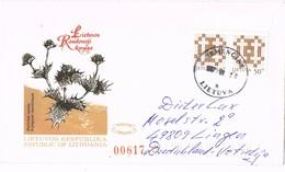 32252. Carta KEMENCINE (Lietuva) Lituania  1997. Vegetal, Plants, Plantas - Lituania
