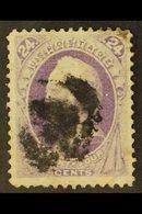 1870-1 24c Purple, Gen. Winfield Scott, Scott 153, Used. For More Images, Please Visit Http://www.sandafayre.com/itemdet - Unclassified
