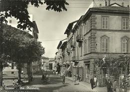Varese (Lombardia) Via Morosini, Animata, Morosini Street, Rue Morosini - Varese