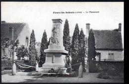 45, Fleury Les Aubrais, Le Monument - France