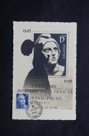 FRANCE - Carte Maximum Gandon En 1949 - L 27744 - Cartoline Maximum