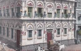 CARTOLINA - POSTCARD - INDIA - HINDU MONKEY TEMPLE BOMBAY - India