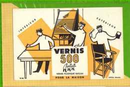 Buvard & Blotting Paper :Vernis 500 Pour La Maison - Paints