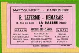 Buvard & Blotting Paper : Maroquinerie Parfumerie LEFERME DEMARAIS  LA BASSEE - Parfums & Beauté