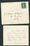 Chatellerault - F.P. Fiançailles De Marie Louise Caillard Avec M Pierre Raymon Le 31/05/1914   -    Raa1902 - Engagement
