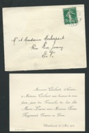 Chatellerault - F.P. Fiançailles De Marie Louise Caillard Avec M Pierre Raymon Le 31/05/1914   -    Raa1902 - Fidanzamento