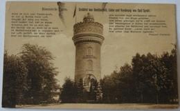 Bismarckturm Aumühle Sachsenwald Hofriede Otto Von Bismarck - Allemagne