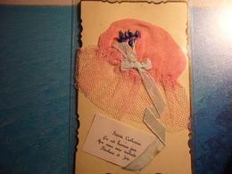 1 Carte Postale BONNET STE CATHERINE - St. Catherine