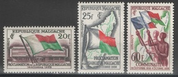 Madagascar - YT 338-340 ** - 1959 - Madagascar (1960-...)