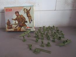 Petits Soldats Airfix British Commando WW 2 1/72 HO En Boite Bleue - Army