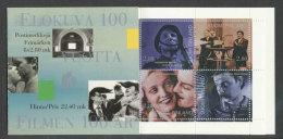 FINLANDE - 1996 - CARNET  YT C1304 - Facit H31 - Neuf ** MNH - Centenaire Du Cinéma - Markenheftchen