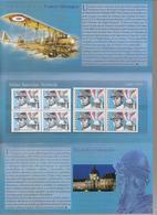 2003 - POCHETTE EMISSION COMMUNE FRANCE / SLOVAQUIE  - STEFANIK - Francia