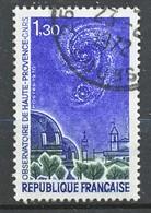 TIMBRE - FRANCE - 1970 - Nr 1647 - Oblitere - Oblitérés