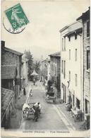 69 - COURS - Cours La Ville - Rue Gambetta - Cours-la-Ville