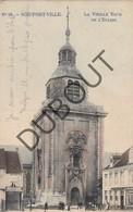 Postkaart-Carte Postale NIEUWPOORT La Vieille Tour De L'Eglise (o547) - Nieuwpoort