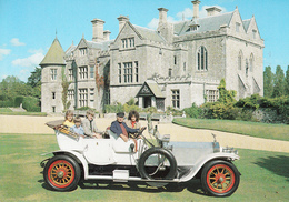 Postcard Of 1909 Rolls Royce 40-60 H.p. Silver Ghost, National Motor Museum, Beaulieu, England (9419) - Passenger Cars