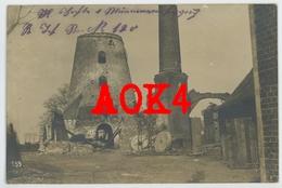 Passendale Passchendaele Molen Dochy Windmolen 1915 1916 Flandern Ypres Ypern Flanders Zonnebeke Feldpost 1917 - Zonnebeke