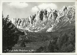 Presolana (Bergamo) Panorama, General View, Vue Generale, Gesamtansicht - Bergamo