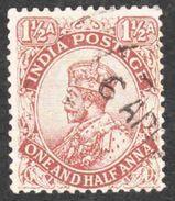 India - Scott #101 Used - India (...-1947)