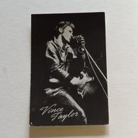 VINCE TAYLOR - Photo Véritable - Cantantes Y Músicos