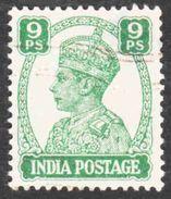India - Scott #170 Used (1) - 1936-47 King George VI