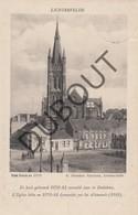 Postkaart-Carte Postale LICHTERVELDE KERK  (o560) - Lichtervelde