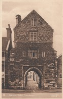 SANDWICH, England, UK, 1910-30s; Fishers Gate ; TUCK - Dover