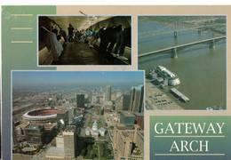 ST. LOUIS MISSOURI - GATEWAY ARCH  (STATI UNITI) - Stati Uniti