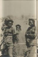 ERITREA FOTOCARTOLINA RAGAZZE  BENI-AMER -FP - Eritrea