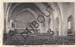 Postkaart-Carte Postale KOEKELARE Mokker Kerk Van Pastoor Van Ars (o583) - Koekelare