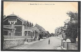 76 MESNIL VAL - Chemin De La Mer - Mesnil-Val