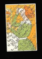 C.P.A. ILLUSTREE PAR HENRI MEUNIER... - Otros Ilustradores