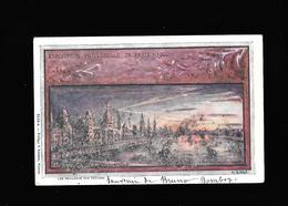 C.P.A. ILLUSTREE PAR BANS... Expo De Paris 1900 - Autres Illustrateurs