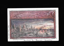 C.P.A. ILLUSTREE PAR BANS... Expo De Paris 1900 - Otros Ilustradores
