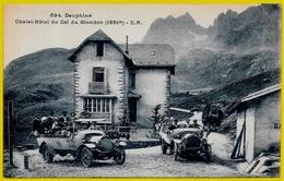 CPA 73 Savoie Dauphiné - Chalet-Hôtel Du COL Du GLANDON (Autobus Bus Autocar PLM) ° ER 694 - Frankreich
