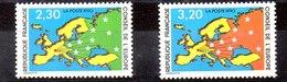 Serie De Francia Servicio N ºYvert 104/05 ** - Servicio