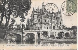 TOURCOING - ( 59 ) - Le Chateau Du Comte D'Espel - Tourcoing