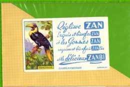 Buvard & Blotting Paper : Reglisse ZAN ONANORRHINE - Cake & Candy