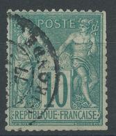 Lot N°47610  N°65, Oblit Cachet à Date - 1876-1898 Sage (Type II)