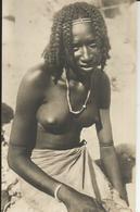 ERITREA FOTOCARTOLINA DONNA BAZA -FP - Eritrea