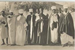 ERITREA FOTOCARTOLINA  -CLERO ABISSINO -FP - Eritrea
