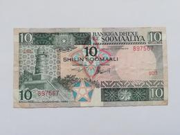 SOMALIA 10 SHILIN 1983 - Somalia