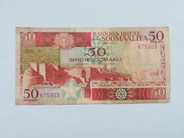 SOMALIA 50 SHILIN 1983 - Somalia
