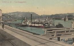 Austria - Linz Am Donau - Landungsplatz - Ship - Linz