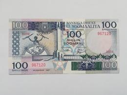 SOMALIA 100 SHILIN 1987 - Somalia