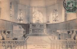 BOOS - Intérieur De L'Eglise - Autres Communes