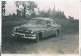 AUTO AUTOMOBILE VOITURE CAR - Man Homme & DODGE 1950' ??? Photo 1951 - Cars